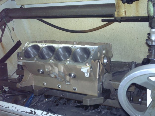 FE Standard Engine Block